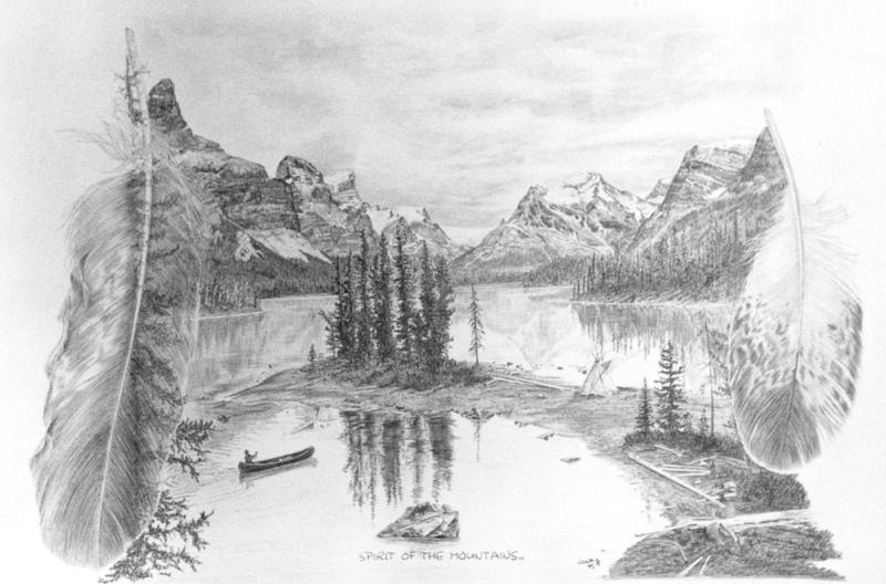 Spirit of the mountainsf